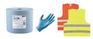 Reinigung, Hygiene und Arbeitsschutz