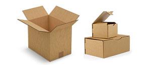 Kartons und Schachteln